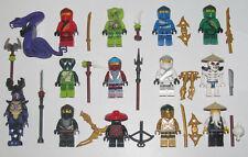 Lego ® Minifigure Figurine Personnage Ninja Ninjago Legacy Choose Minifig NEW