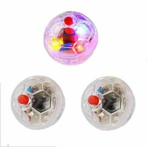 3PCS Ghost Hunting Motion Light Up Balls Flash Paranormal Equipment Pet Toy AU~