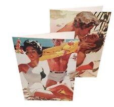 Leading Ladies Arte En blanco Tarjetas 10 tarjetas y sobres en caja de regalo