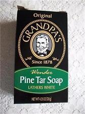 Original Grandpa's Pine Tar Bar Soap 4.25 oz