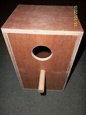 KAKARIKI / cockatiel nid traditionnel case pour & cage volière oiseaux &