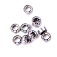 20x MR105ZZ L-1050 MR105 deep groove ball bearing 5x10x4 mm miniature RS