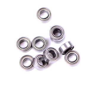 20x MR105ZZ L-1050 MR105 roulement rigide à billes 5x10x4 mm miniature IJH_esW1F