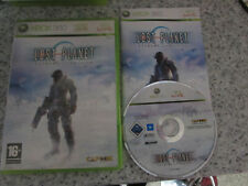 XBOX 360 GAME LOST PLANET LOT 2