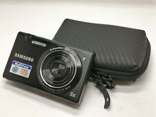 Samsung MV800 16.1MP Digital Camera - Black