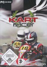 KART RACER Go Cart Rotax XP-Vista PC Game NEW in BOX!