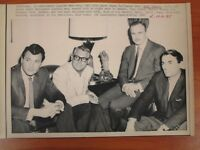 Cary Grant Poster Framed 20x14