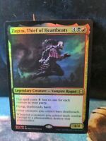 Details about  /MTG Magic the Gathering Identity Thief Launch Promo Foil Shapeshifter NM