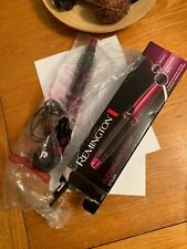 Remington CB4N Flexibrush Steam Hair Styler Curler For Women