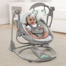 Multi-function Music Electric Swing American Baby Comfort Shake Chair BB Cradle