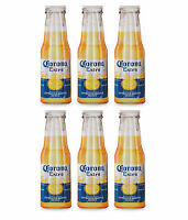 """Corona Inflatable Beer Bottle 68.5"""" x 22"""" Inflatable Pool Float Mats (6 Pack)"""