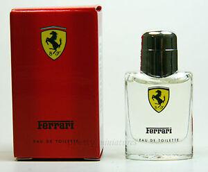 ღ Uomo - Ferrari - Miniatur EDT 4ml