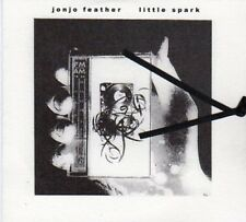 (BI776) Jonjo Feather, Little Spark - DJ CD