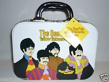 BEATLES Yellow Submarine AUTHENTIC 10x7x3 LUNCH BOX NEW