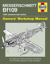 NEW HAYNES OWNERS WORKSHOP MANUAL MESSERSCHMITT BF109