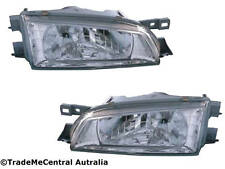 Subaru Impreza Wrx Sti 98-00 Crystal Clear Head Lights