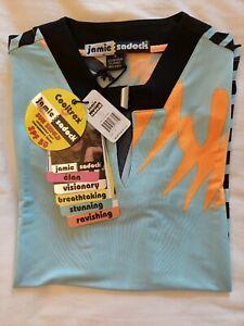 Jamie Sadock Cooltrex, Sunsense Short Sleeve Top, sz S SPF 50, NWT! $89.50!