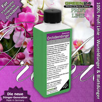 Orchideen Dünger Premium Profi Linie NPK Flüssigdünger als Wurzel + Blattdünger