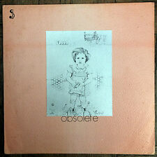 DASHIELL HEDAYAT with GONG: Obsolete – Shandar LP MINT