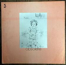 DASHIELL HEDAYAT with GONG: Obsolete – Original Shandar LP MINT - NWW list!