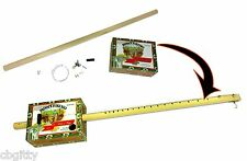 Complete Cigar Box Diddley Bow Kit - easily build a one-string cigar box guitar!