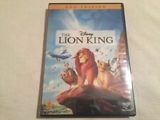 The Lion King (DVD, 2011) BRAND NEW - FREE SHIPPING!!!