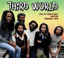 THIRD WORLD - LIVE AT PAUL'S MALL, BOSTON 1976   CD NEU