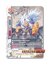 Buddyfight x 4 Champion of Arena, Rouga [H-EB04/0046EN U] English Mint Future Ca