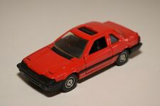 A2 1:40 DIAPET YONEZAWA G-26 G26 HONDA NEW PRELUDE RED EXCELLENT CONDITION