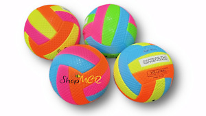 Beach Volleyball Soft Touch Volley Ball Official Size Beach Ball Pool Ball UK