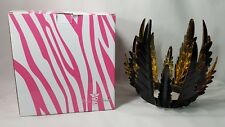 Pink Zebra Fern Leaf Shade