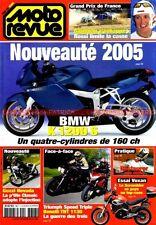 MOTO REVUE 3617 GUZZI 750 Nevada TRIUMPH 955 ST Speed Triple VOXAN BMW K1200 S