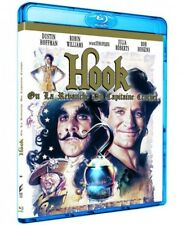 Hook ou la revanche du capitaine crochet BLU-RAY NEUF SOUS BLISTER