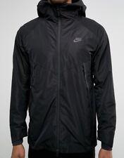 BNWT Talla XL Parka Chaqueta Negra con Unión de Nike 805112-010