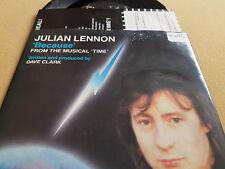 Julian Lennon, Because, 1985, EMI 5538, EX+, @Search4Vinyl