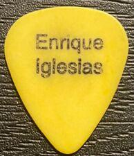 ENRIQUE IGLESIAS / TONY BRUNO USED TOUR GUITAR PICK