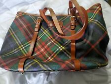 Dooney & Bourke Womens Leather Coat
