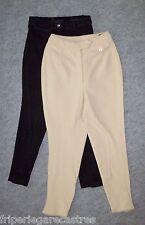 LOT de 2 Pantalons Equitation FEMME Taille 38, AIGLE / Fouganza - (LPEF_055)