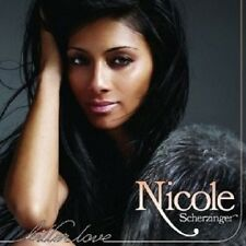 "NICOLE SCHERZINGER ""KILLER LOVE"" CD NEU"