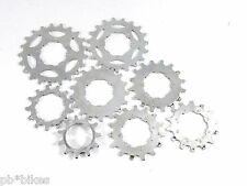 CAMPAGNOLO cassette 8 speed cogset 11-13-14-15-16-17-19-21 cogs only NOS