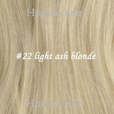 180G Thick Set Full Head One Piece Clip In Remy Human Hair Extensions 30inch