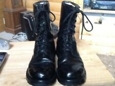 Used Military/German Style Echtes Leder Military Boots Size 8