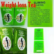 Sliming Herbal Tea 50 Bags Weight Loss Burn Fat Diet Detox Laxative Clean Colon