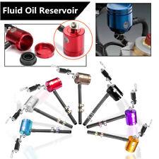 Universal Motorrad Bremsflüssigkeitsbehälter Vorne Kupplung Öl Behälter Aluminum