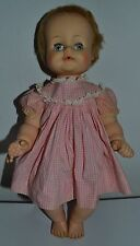 Madame Alexander Kathy Cry Wet Doll 15in