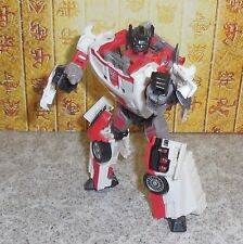 Transformers Generations RED ALERT Complete Classics Universe Deluxe