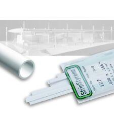 24,99€//m PLEXIGLAS® Acrylglas Rohr Klar Ø 100//94 mm Zuschnitt wählbar
