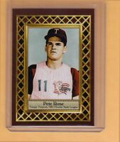Pete Rose 1961 Tampa Tarpons Florida State League, Fan Club serial numbered /300