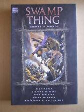 SWAMP THING - Amore e Morte Libro 2 BOOK Magic Press 2004   [G475]
