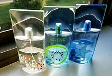 5ml Cologne Sample Decants Issey Miyake Lot Summer Eau D'Ete 2009 2013 2014